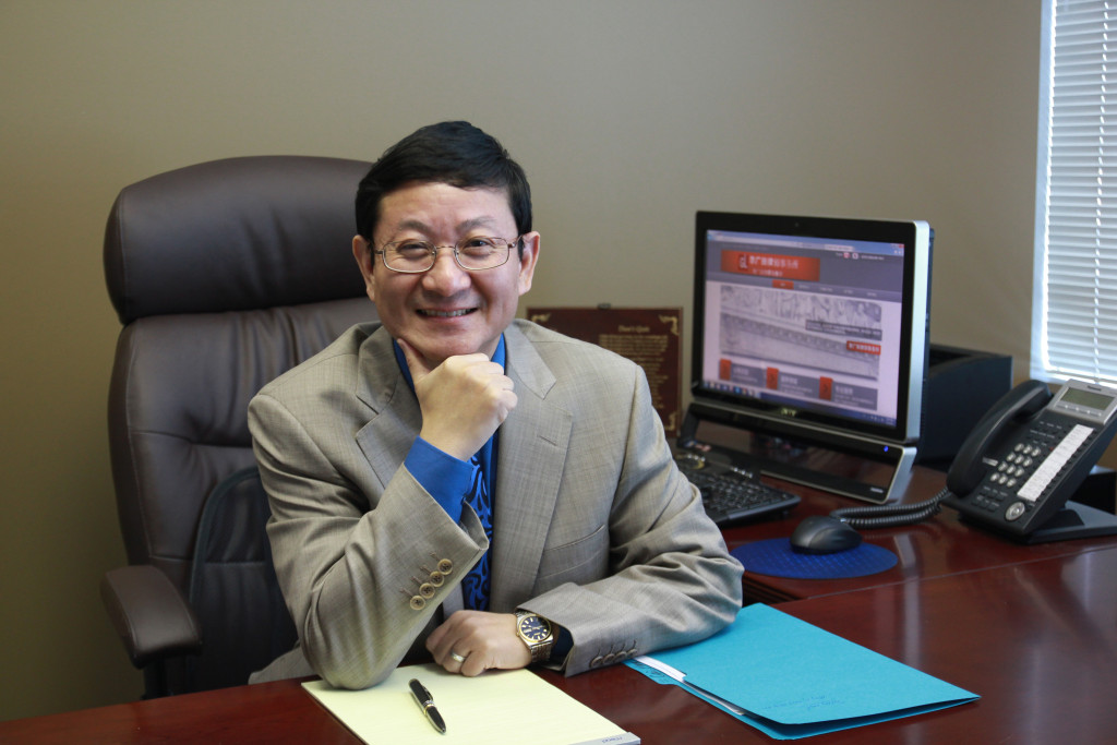李广田 温哥华移民律师 本拿比移民律师 列治文移民律师